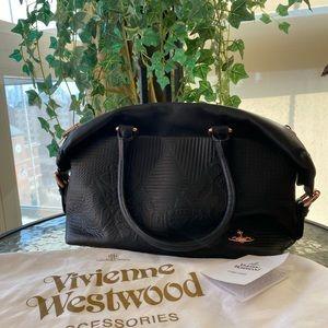 LIKE NEW Vivienne Westwood Black handbag